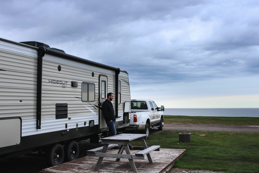 @dashboardliving's cover photo for 'Our First RV Trip : 5 Things You Need To Know | DASHBOARD LIVING'