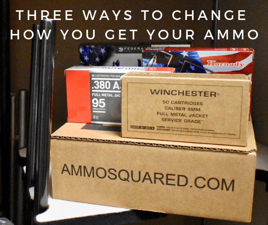 @misspursuit's cover photo for 'Three Ways to Change How You Get Your Ammo - Miss Pursuit'