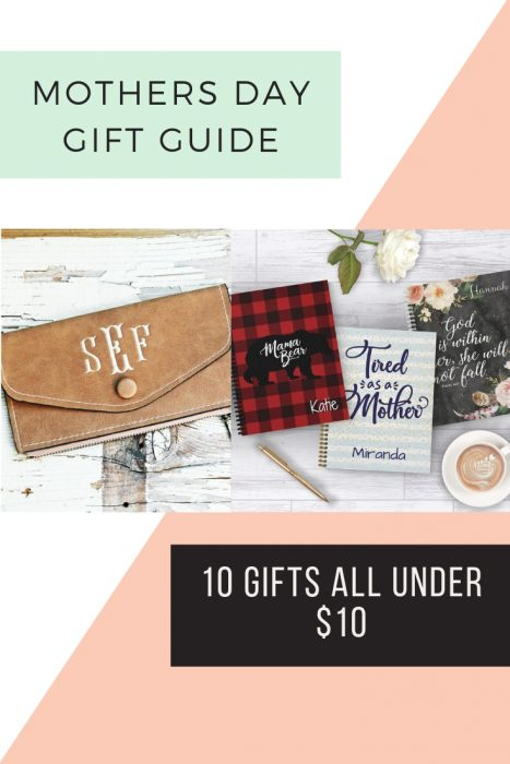 @sweetfrugallife's cover photo for '10 Gifts for Mom Under $10 - Sweet Frugal Life'