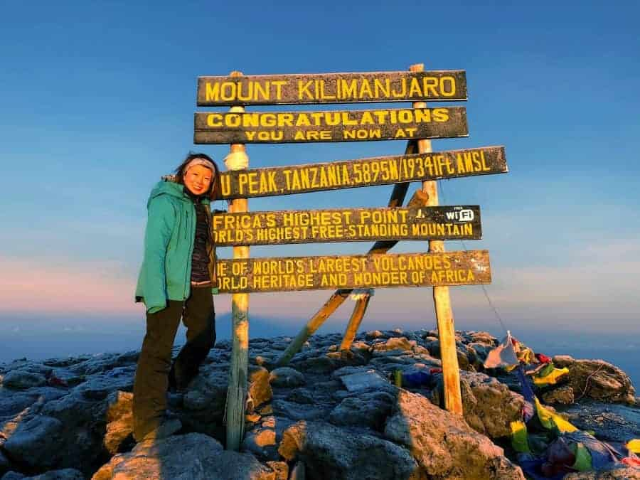 @ddwchen's cover photo for 'What to Expect on Your 7 Day Kilimanjaro Trek - MVMT Blog'