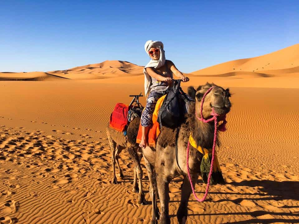 @ddwchen's cover photo for '3 Day Trip to the Sahara Desert With Marrakech Desert Trips - MVMT Blog'
