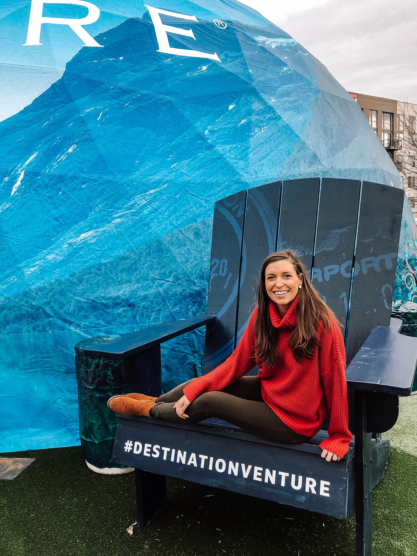 @bluemountainbel's cover photo for 'Winter Adventures with Capital One Venture Card - Blue Mountain Belle'