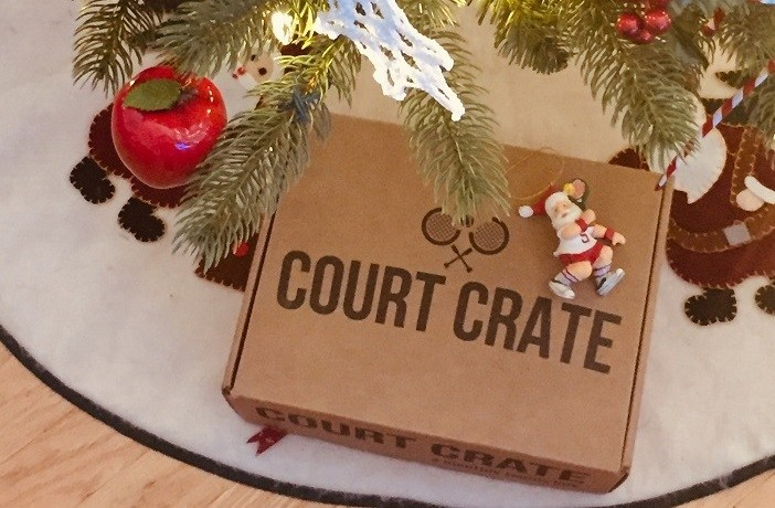 @tennislifemagazine's cover photo for 'Give The Tennis Gift That Keeps On Giving: Court Crate | TENNIS LIFE MAGAZINE'