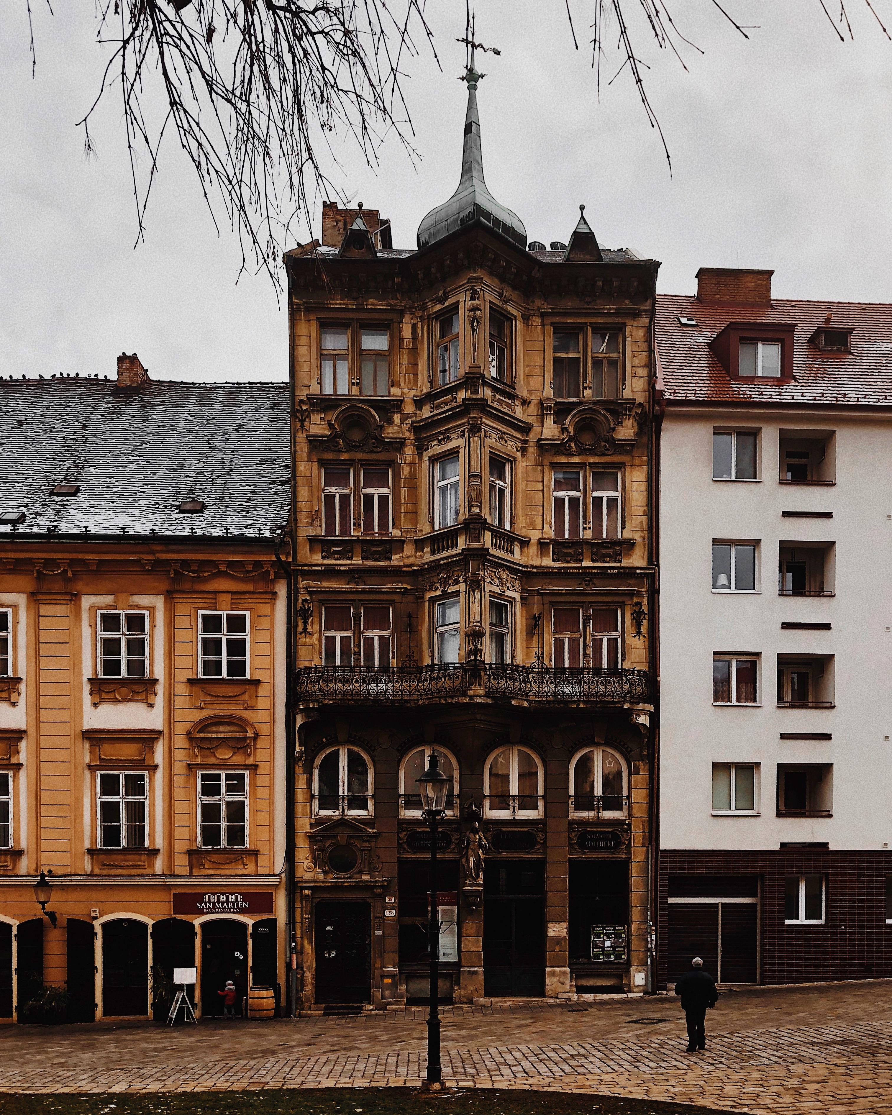 @adriangelencser's cover photo for 'Visiting Bratislava!   Budapester'