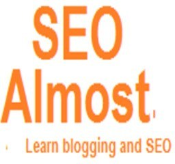@seoalmost's cover photo for 'SEO Almost - Learn Blogging And SEO'