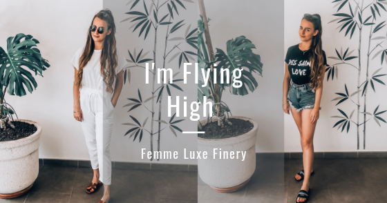 @holajoannekennedy's cover photo for 'Hola Joanne: I'm Flying High   Femme Luxe Finery'