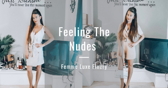 @holajoannekennedy's cover photo for 'Hola Joanne: Feeling The Nudes   Femme Luxe Finery'