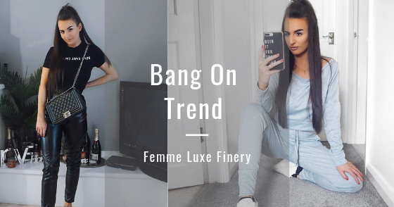 @holajoannekennedy's cover photo for 'Hola Joanne: Bang On Trend   Femme Luxe Finery'