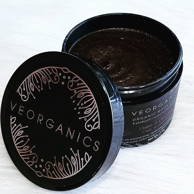 @stacymariereviews's cover photo for 'Veorganics Chocolate Body Scrub'