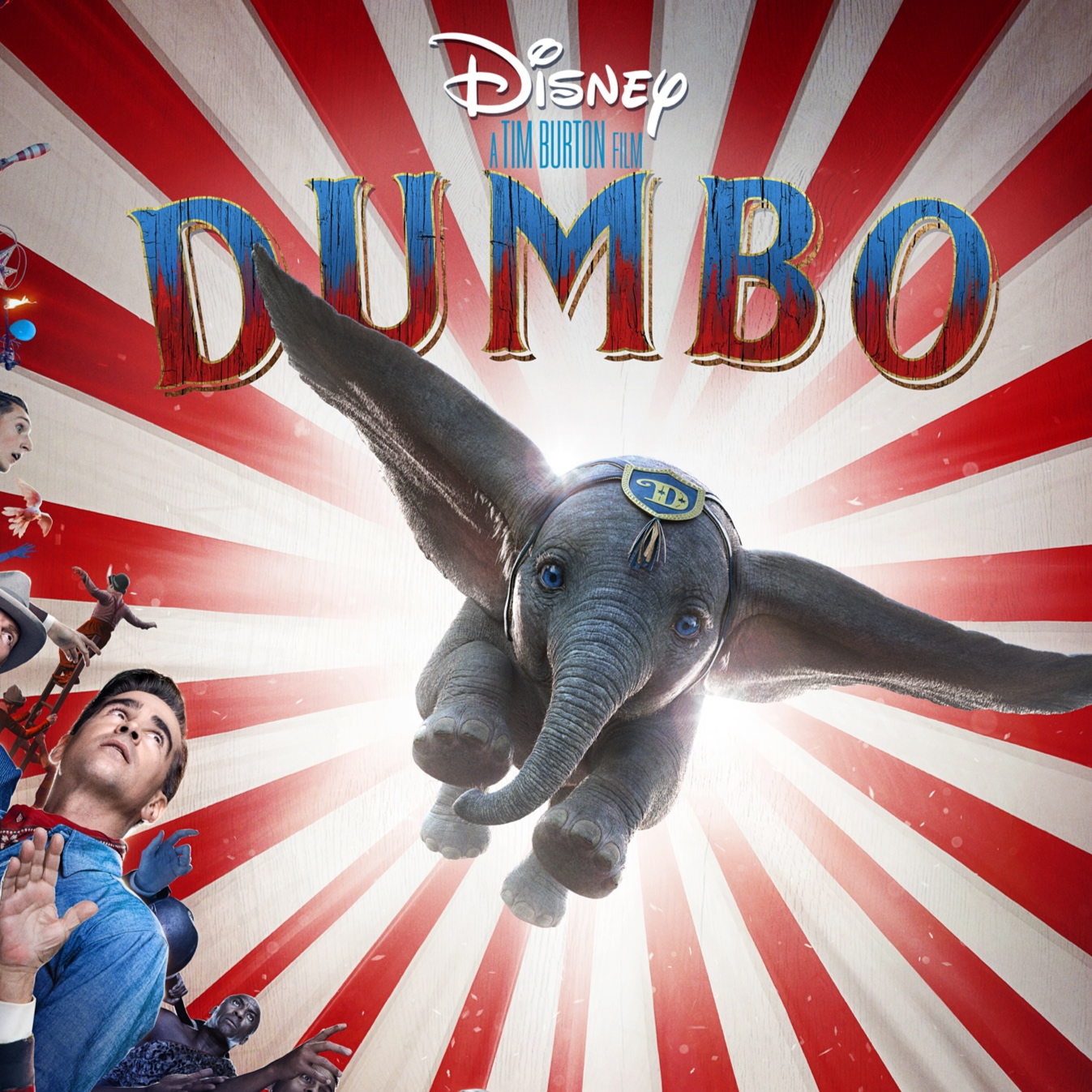 "@thedisneydinks's cover photo for 'Movie Review: Does Disney's Live Action ""Dumbo"" Soar to Great New Heights?'"