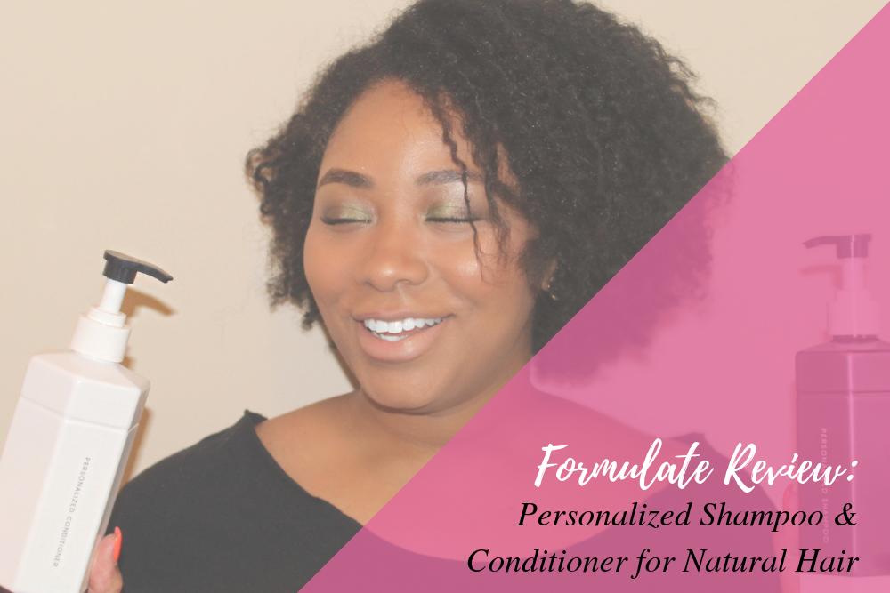 @lifeincouture's cover photo for 'Formulate Review: Personalized Shampoo & Conditioner for Natural Hair {Sponsored Post}'