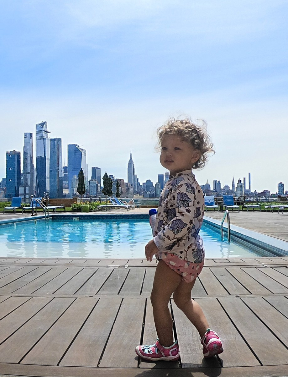 @happilyky's cover photo for 'The Best Summer Sandal + Sneaker for your Toddler'
