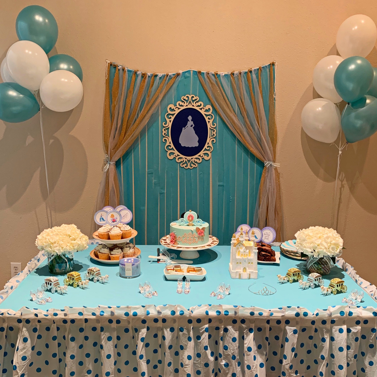 @mads.for.food's cover photo for 'Planning a Cinderella Themed Birthday'