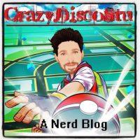 @cansacrosstheworld's cover photo for 'CrazyDiscoStu - A nerd blog'