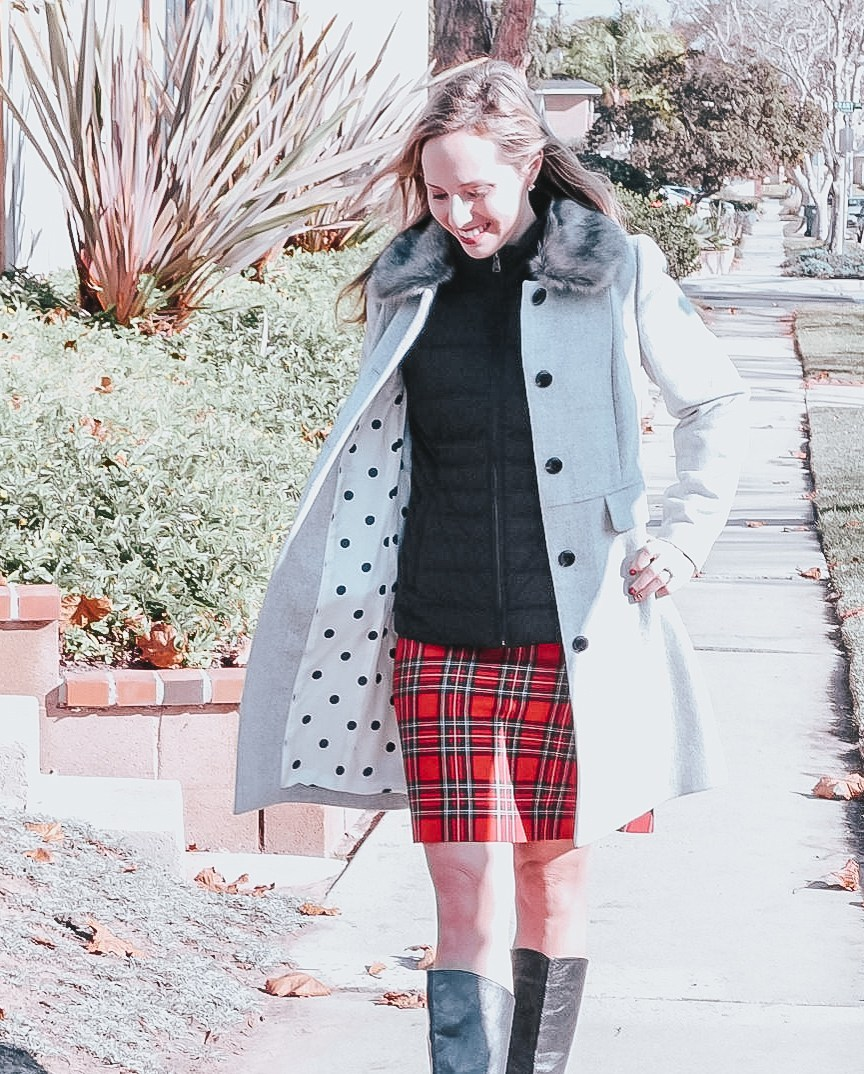 @stylishly.steph's cover photo for 'Holiday Style with Talbots'