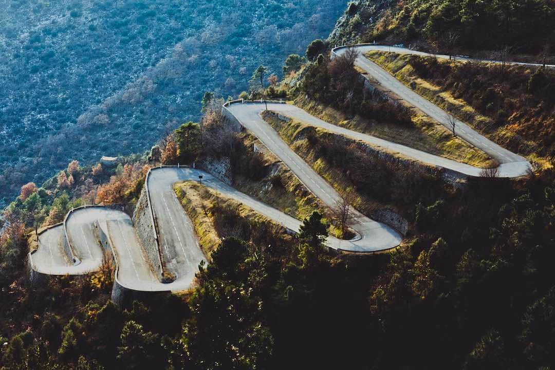 @ciclismoepico's cover photo for 'Ciclismo Épico 🚴🏻 Los puertos de montaña más duros ⛰️'
