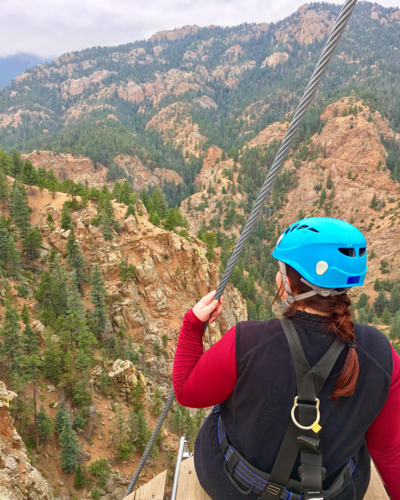 @becauseshecan.travel's cover photo for 'Make your weekend with The Broadmoor's Soaring Adventure! | Because She Can - Travel Blog'