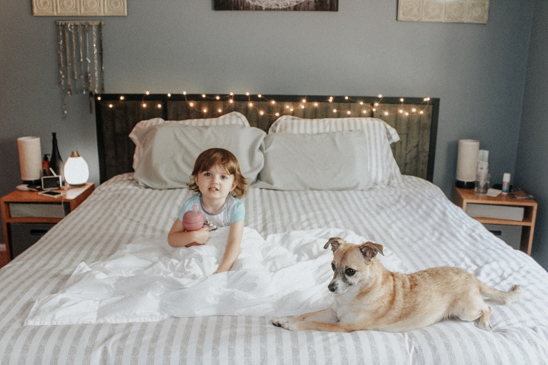 @recchionfambam's cover photo for 'The benefits of using a weighted blanket and how it can help you'