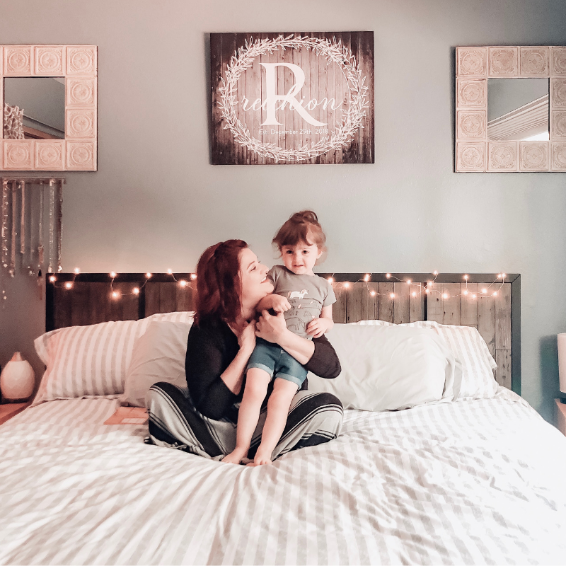 @recchionfambam's cover photo for 'Reverse Reveal: The plans for our master bedroom'