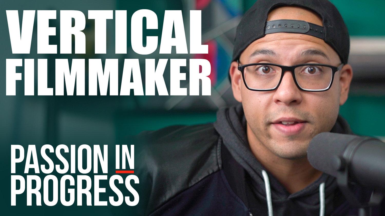 @accessbenjamin's cover photo for '030 - Vertical Filmmaker IGTV Influencer Benjamin Brandon'