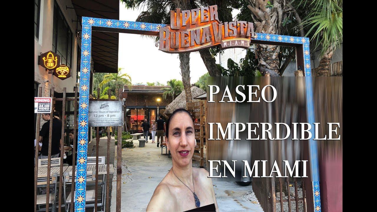 @turistaenmiami's cover photo for 'Upper Buena Vista, paseo imperdible en Miami'