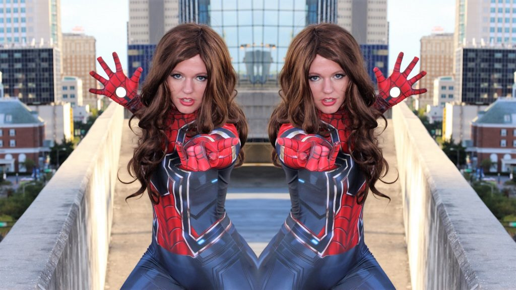 @cosplayandcoffee's cover photo for 'Top 5 Custom Spider-Man Suit Features To Order   Zentai Zone Review -'