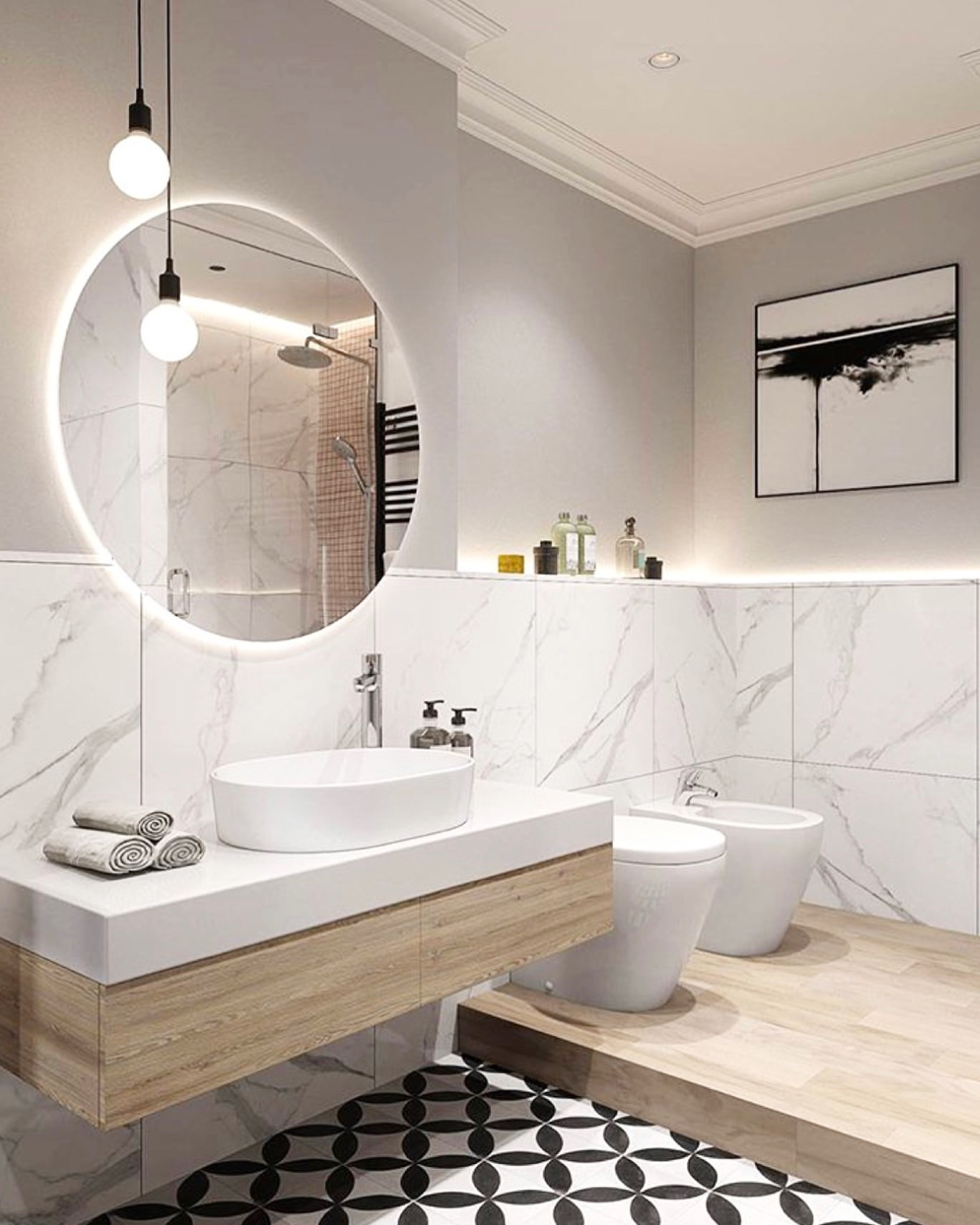 @dvdinteriordesign's cover photo for 'How 5 Tips for Your Dream Bath Can Make Your Life Better  — dvd Interior Design'
