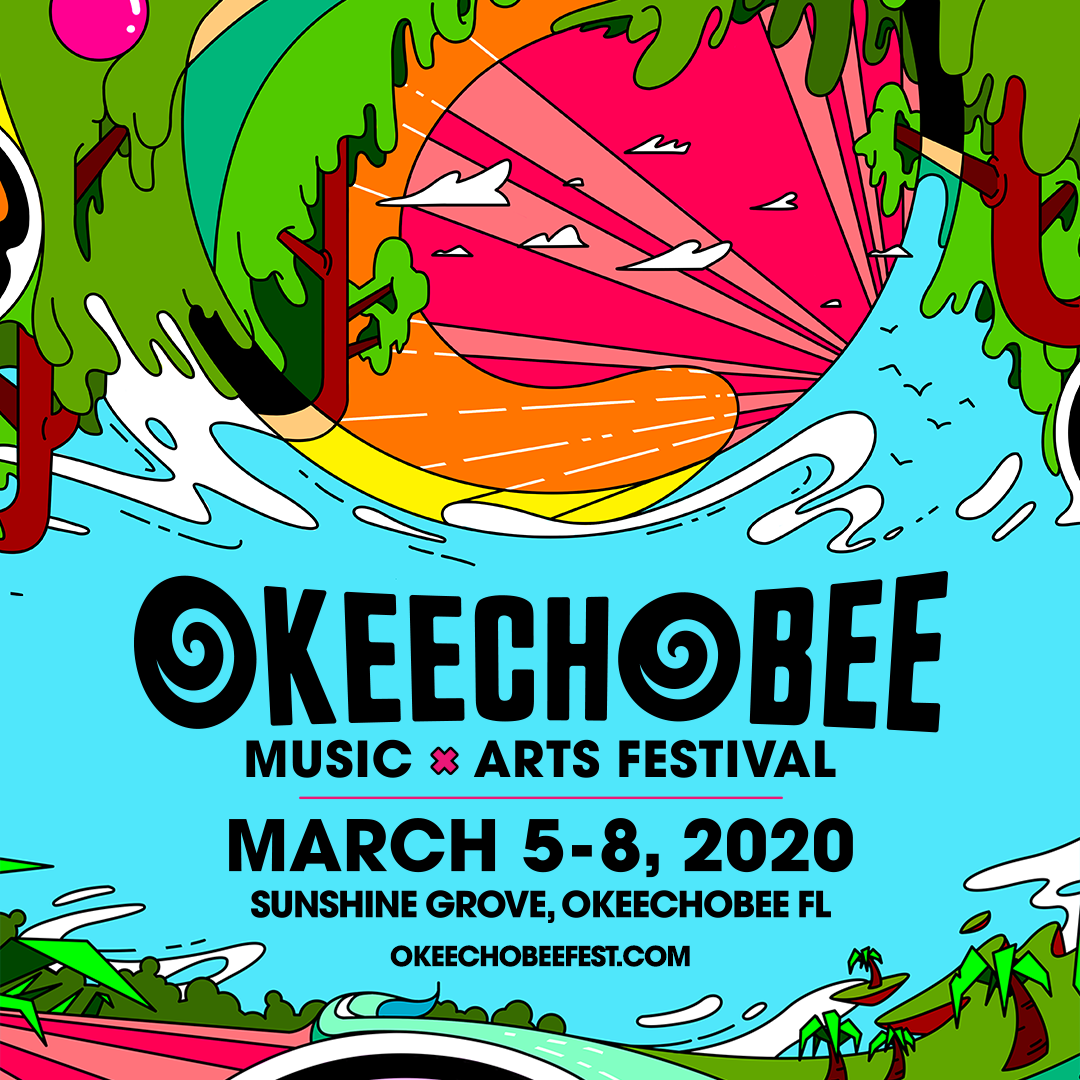 @edmsessionsrdio's cover photo for 'Insomniac Creates Partnership with Soundslinger for the Return of the Okeechobee Music & Arts Festival - Sunshine Grove - March 5-8, 2020'