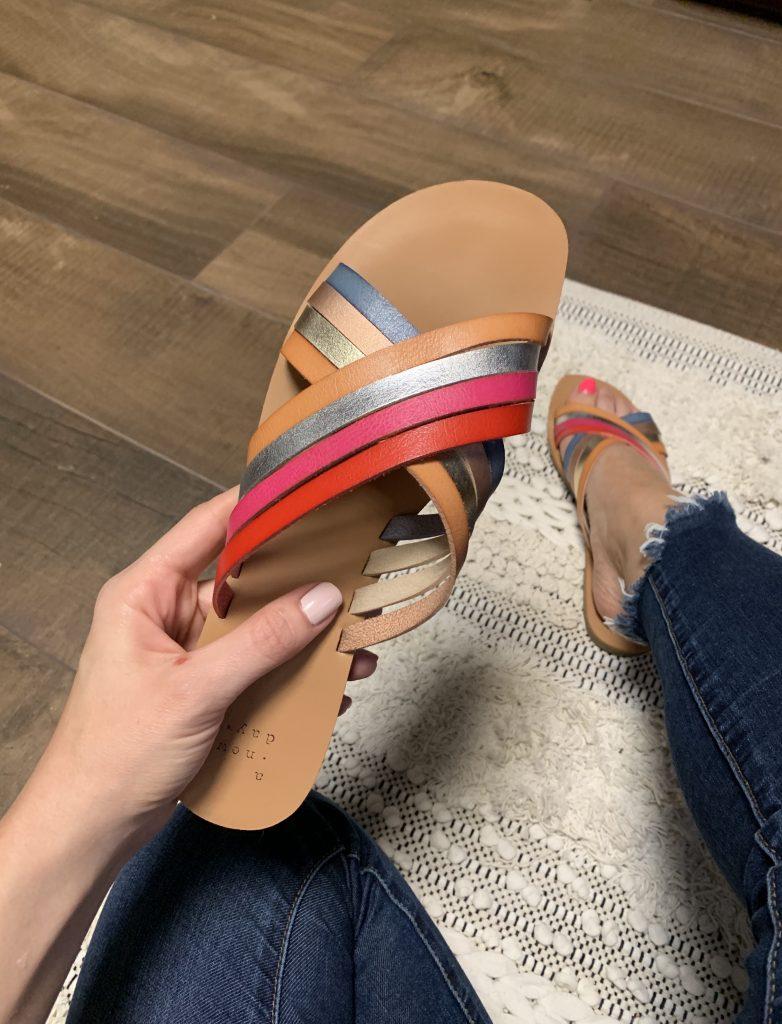 @lunaandisabella's cover photo for '5 Sandal Trends You'll Love This Summer   Luna & Isabella'
