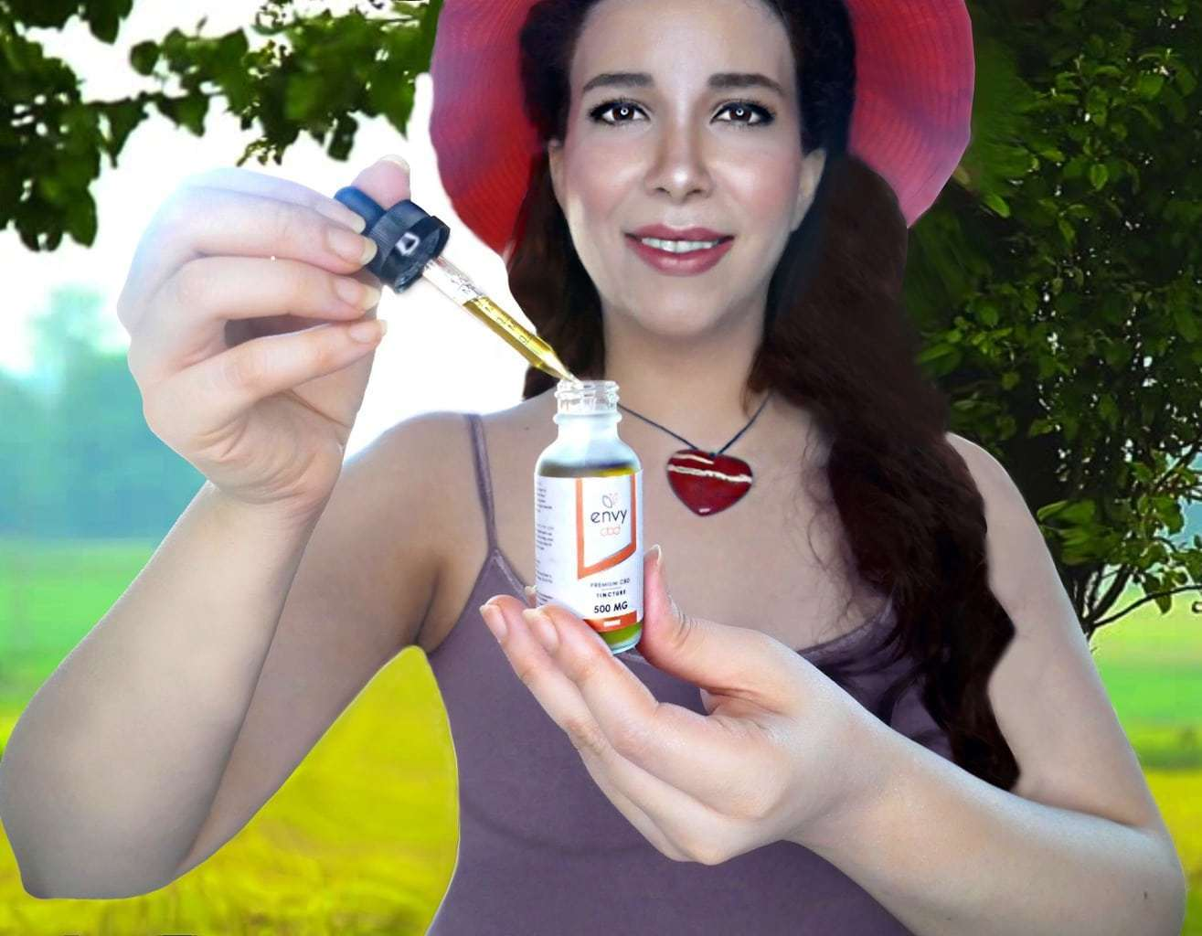 @maddyreviews's cover photo for 'Envy CBD Oral Tincture Varieties and Potent Review'