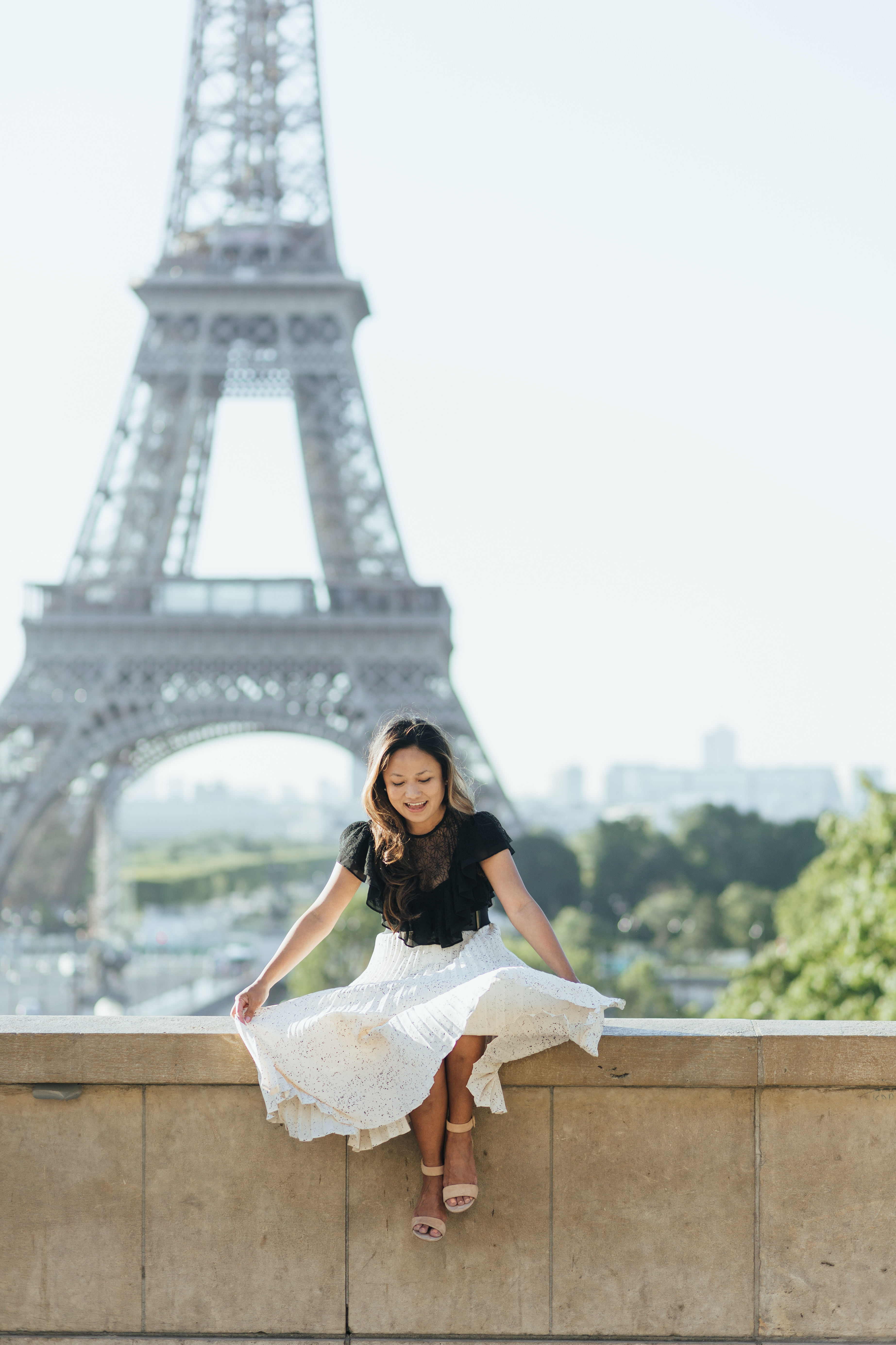 @mypetitetheory's cover photo for 'Photoshoot In Paris – Best Spots around the Eiffel Tower'