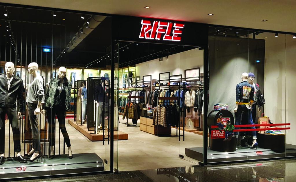 @mariangelabonaparte's cover photo for 'Rifle Jeans, la storia della passione - LMF Press'