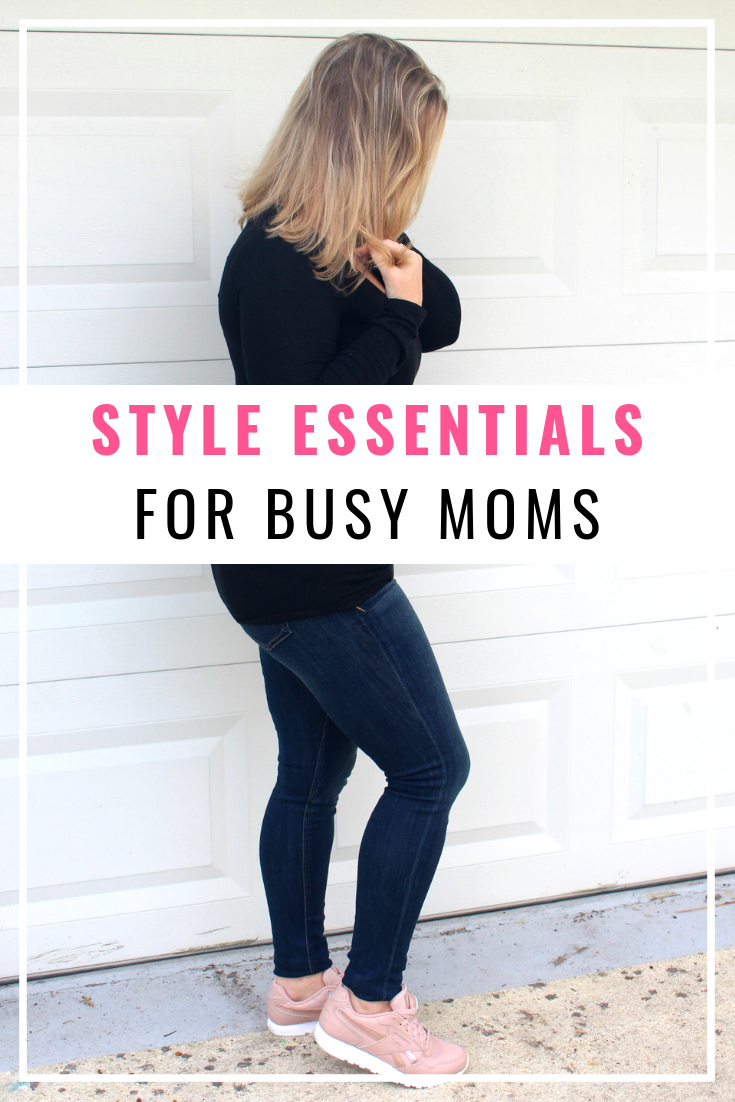 @mommyhoodlife's cover photo for 'Must-Have Wardrobe Essentials to Look Stylish in a Hurry as a Busy Mom'