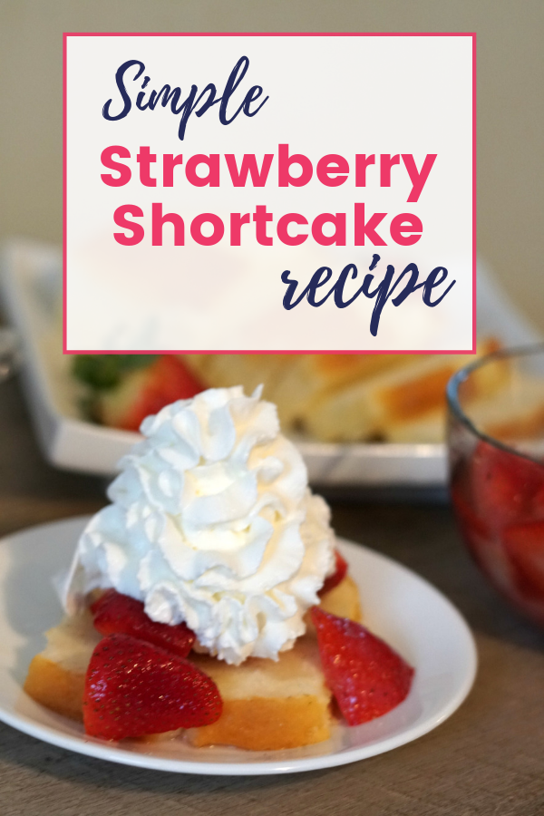 @mommyhoodlife's cover photo for 'Simple Strawberry Shortcake Recipe with Fresh From Florida'