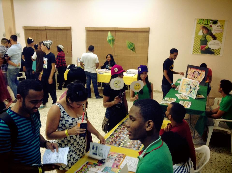 @culturacomic's cover photo for 'MACO Expo, indispensable para el Cómic Dominicano - Cultura Cómic RD'