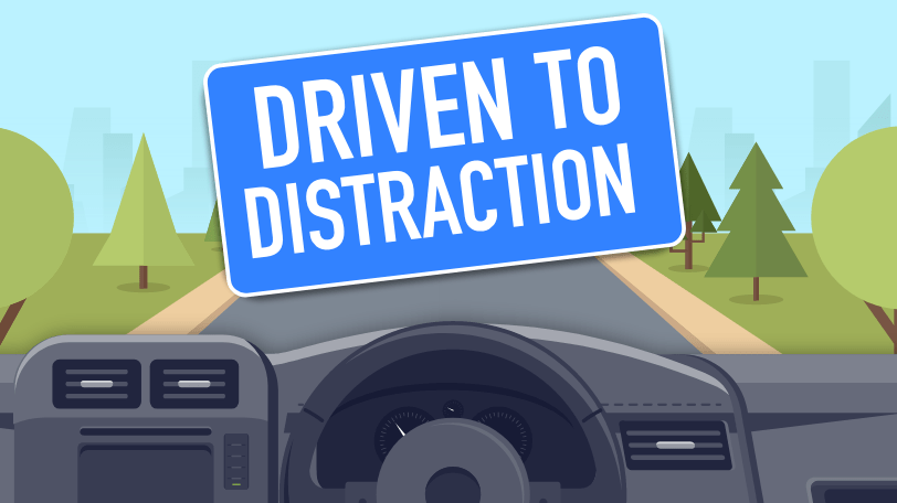 @theweeklydriver's cover photo for 'Kwik Fit interactive game highlights distracted driving dangers'
