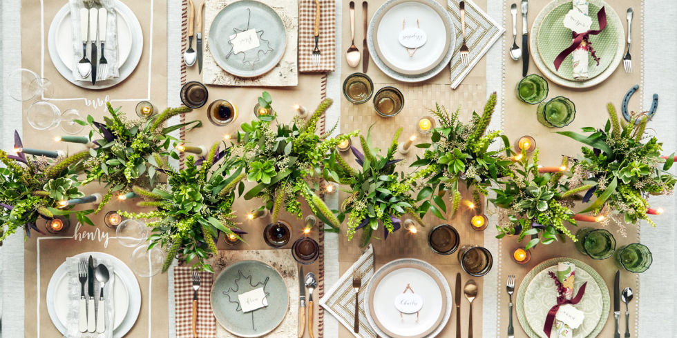 @partyelements's cover photo for 'Holiday Sparkle: Tabletop Design — The Pemberley'