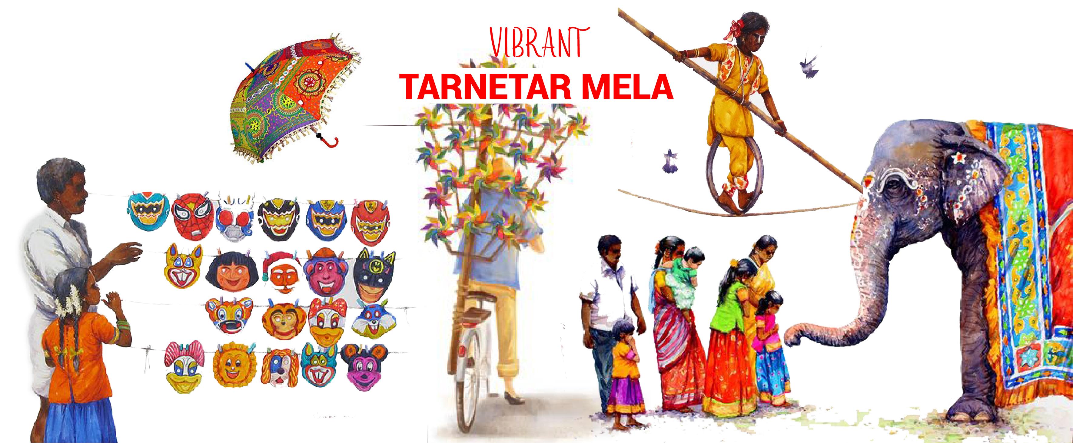 @amdavadblog's cover photo for 'Celebrate The Vibrance Of Life At The Tarnetar Fair | Amdavad blog'