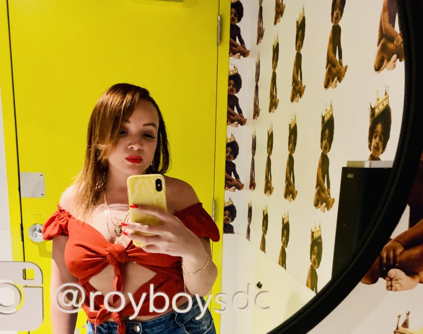 @thegoddessofstyle's cover photo for 'I ate at Roy Boys in DC and here's what I think... - The Goddess Lifestyle'