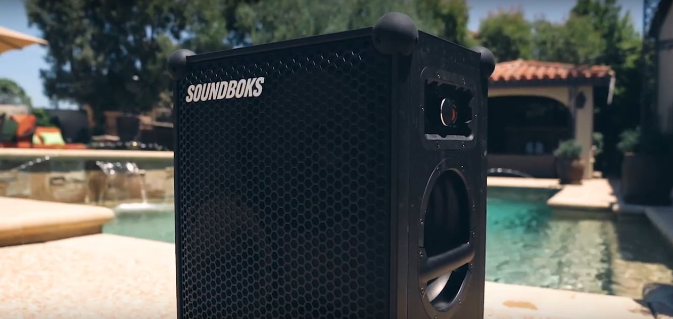 @audioreputation's cover photo for 'NEW SOUNDBOKS Review'