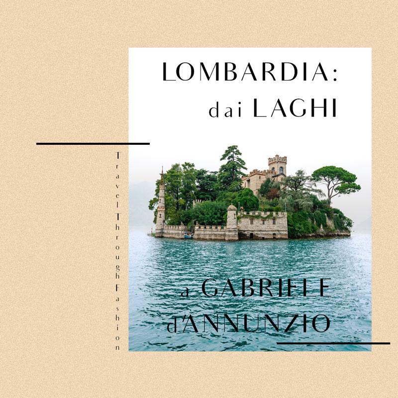 @sevinakm's cover photo for 'I migliori laghi della Lombardia da scoprire - Travel Through Fashion'
