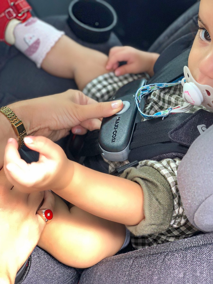 @alleygirl's cover photo for 'Travel Safely with Maxi-Cosi Magellan™ Max 5-in-1 Convertible Car Seat ~ Fashion Meets Technology'