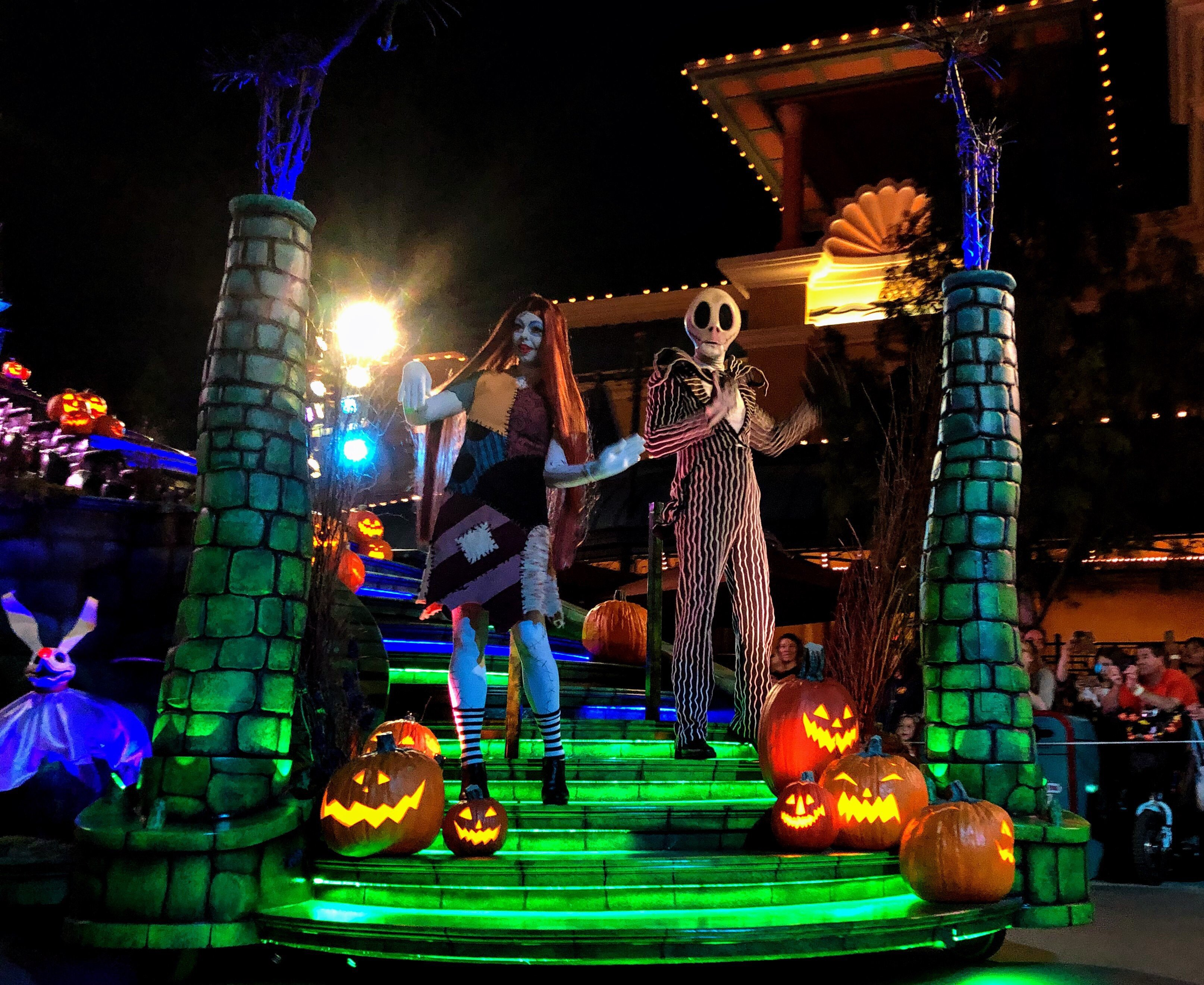 @mommytravels's cover photo for 'Oogie Boogie Bash at Disneyland'