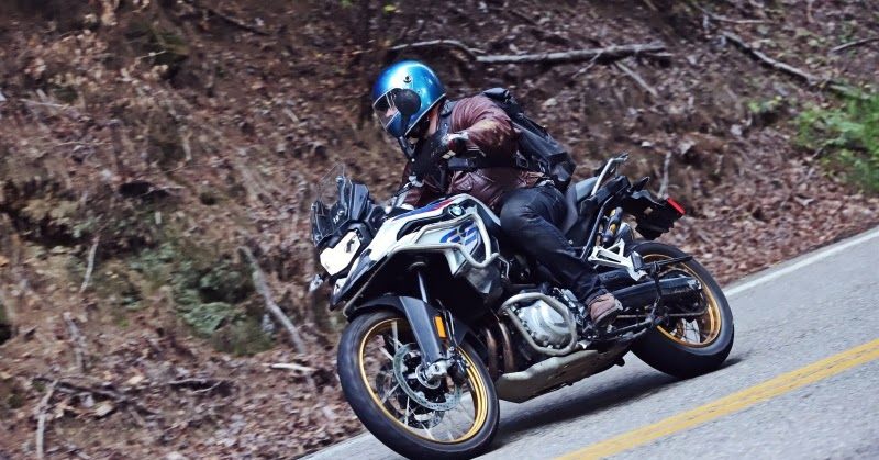 @thegentlemanracer's cover photo for 'BMW Offers the Best Way to Ride the Tail of Dragon'