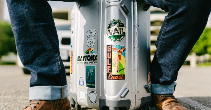 @thegentlemanracer's cover photo for 'Why My Luggage is Zero Halliburton'
