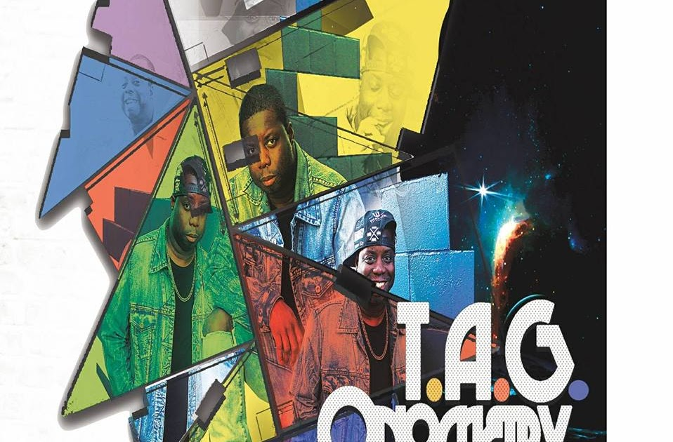 @rescueranjazz's cover photo for 'T.A.G.onometry Review: Rochester Indiana Rapper's New Album is Excitement that Uplifts and Inspires'