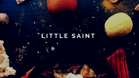 @_letherdrinkwine_'s cover photo for 'Dining at Little Saint - Richmond Restaurant Week | Lettuce Be Full'