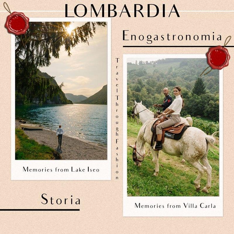 @alessandro.carai's cover photo for '3 Giorni in Lombardia tra storia e... vino! - Travel Through Fashion'