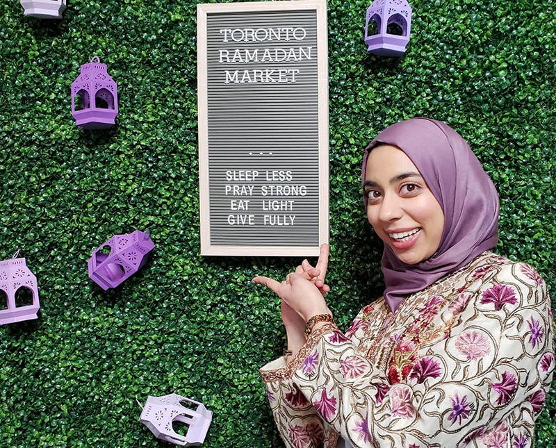 @baublestories's cover photo for 'Handmade with Love at the Toronto Ramadan Market - Bauble Stories'