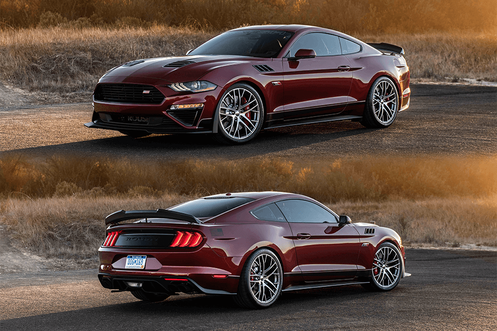 @mustangfanclub's cover photo for 'The Fastest ROUSH Mustang to date | Jack Roush Edition Mustang'